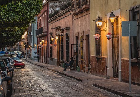 Encanto nocturno citadino