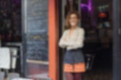 Cafe Owner