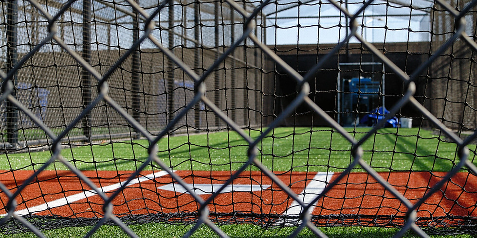 RSP BASEBALL CAMP - August Ages: 8-12