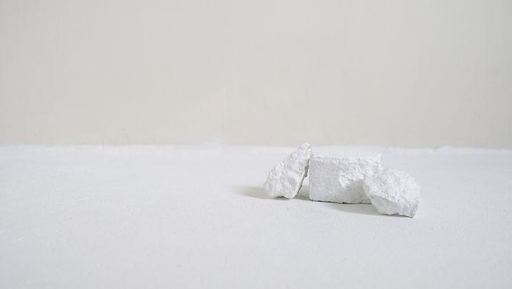 Weiße Felsen