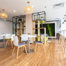 Commercial Design and Space Planning