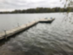 Lake Benedict, permanent piers, piers, forever piers