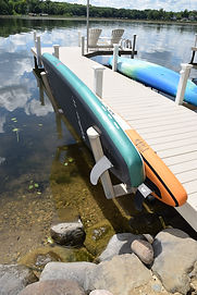 Forever Piers Paddle Board Rack