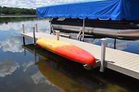 Forever Piers Kayak Rack