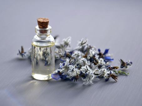 Essential oils for energy and fatigue relief
