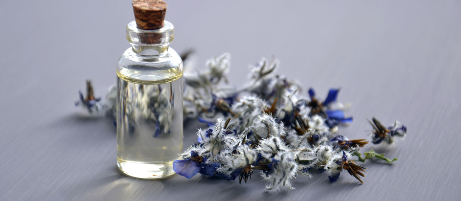 Essential oils for energy and fatigue relief
