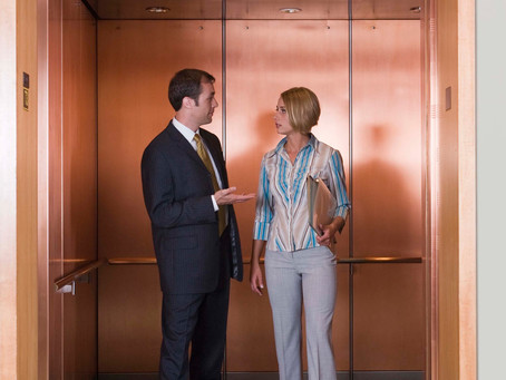 FROM GOOD TO GREAT - HOW TO WRITE A BETTER ELEVATOR PITCH