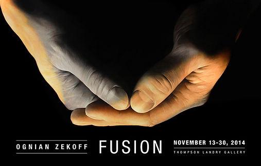 ZEKOFF FUSION THOMPSON LANDRY GALLERY 2014