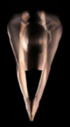 ZEKOFF The Blade I, 72`x40`, 183cm x 100cm, 2018