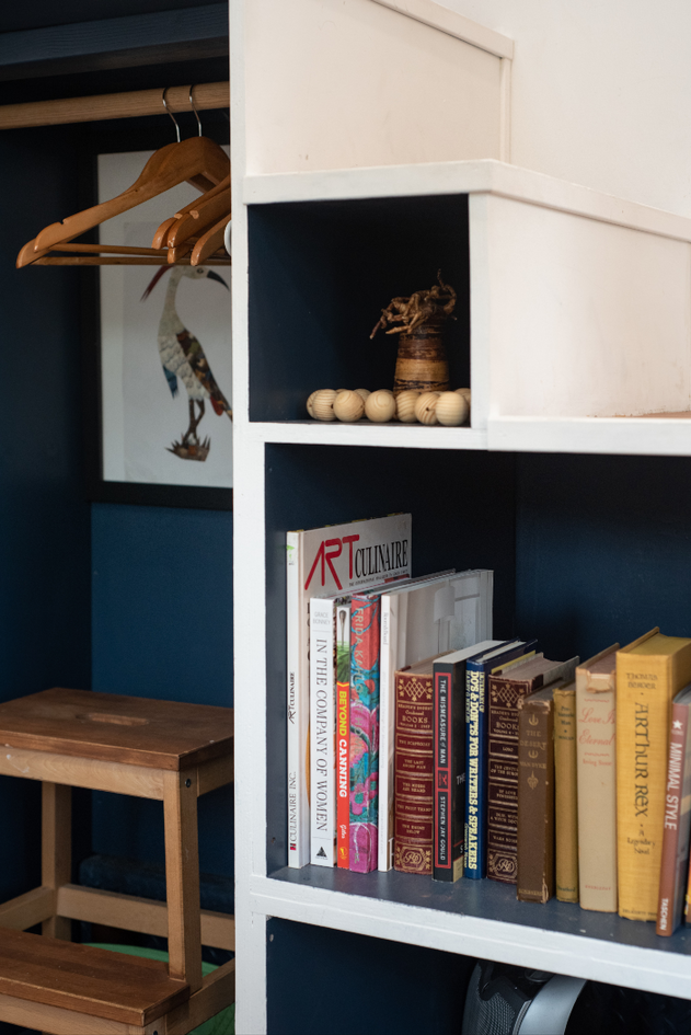 Bookcase / Clothes Rack