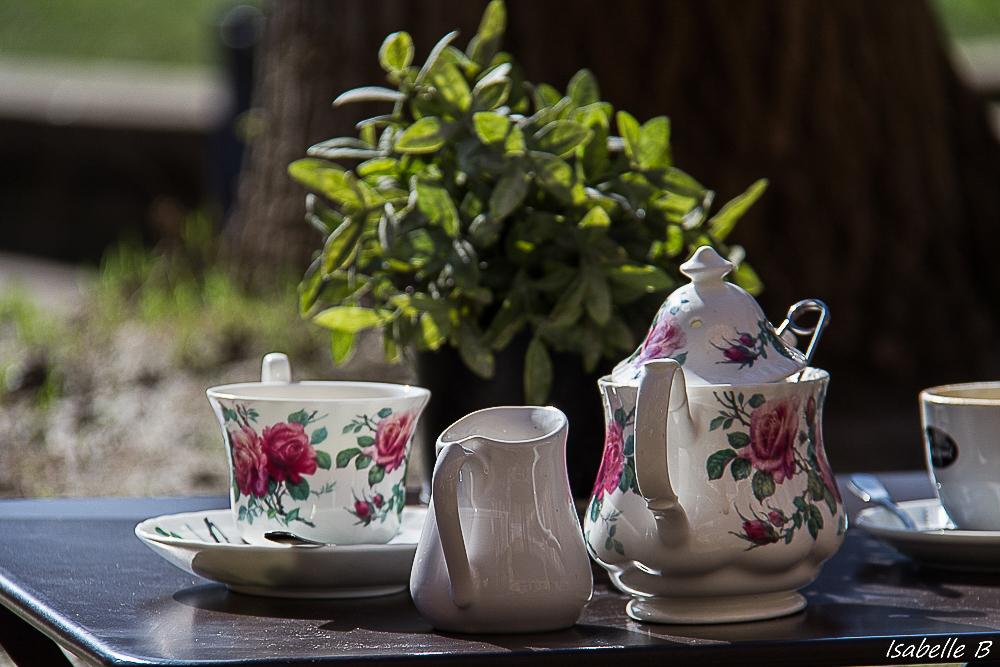 Un thé ?