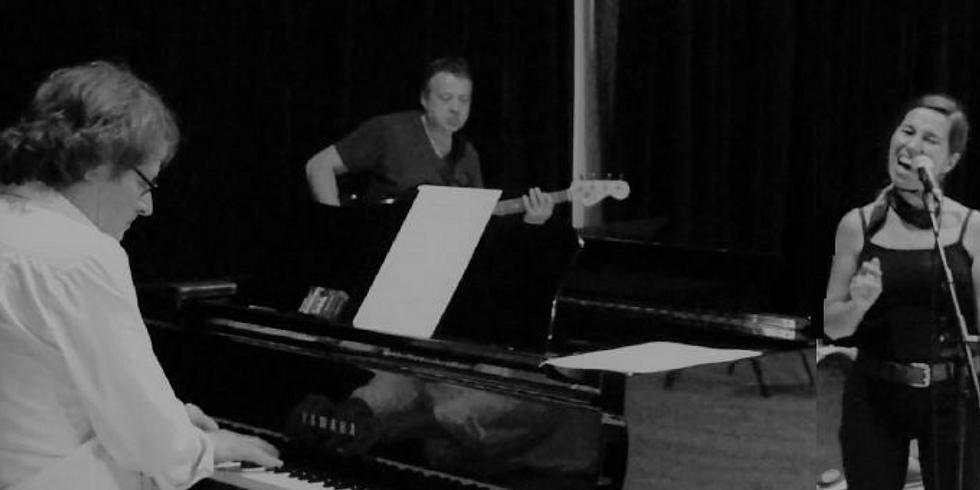 Nathalie MONCEAUX Trio