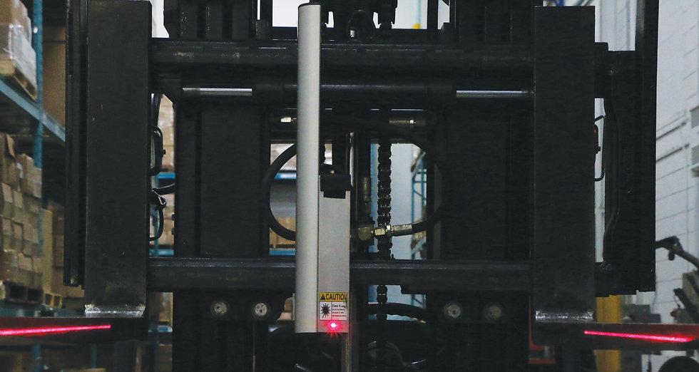 Line It Up Laser Fork Levelling System