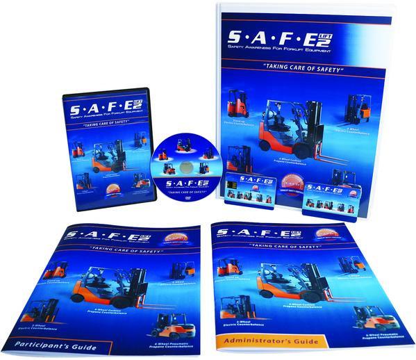 Lift Safe 2 Counterbalance Video Kit