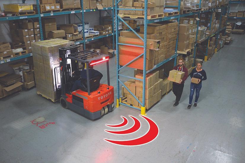 Proxi-Cam Proximity Alert System