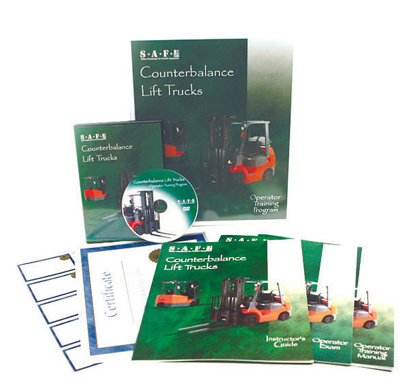 Lift Safe Counterbalance Video Kit