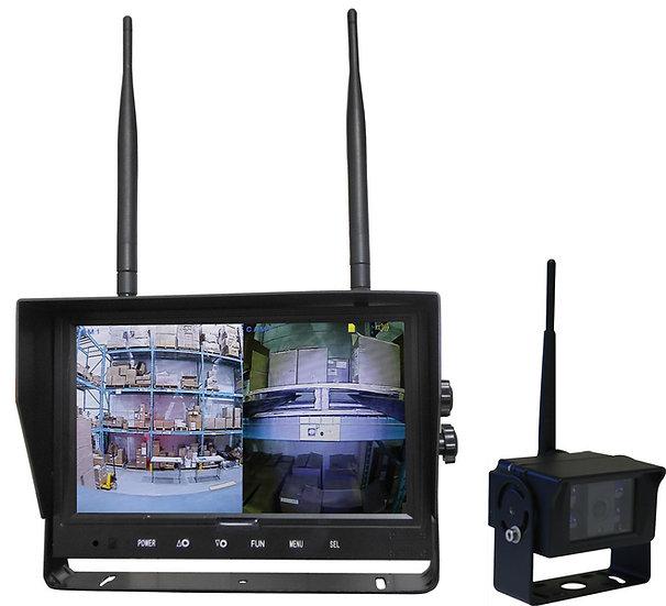 High Sight Wireless Camera System