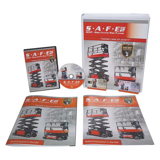 Lift Safe 2 Mobile Elevated Work Platform Video Kit