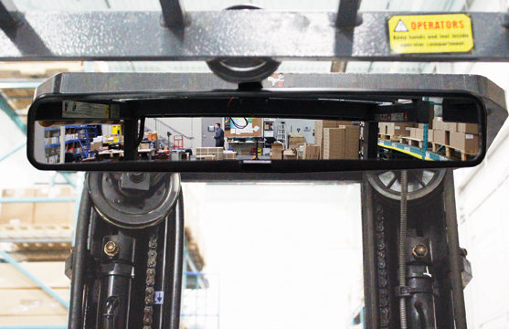 Ultra Mirror with Magnetic Arm Mount