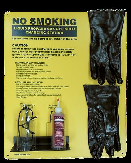 Propane PPE Board