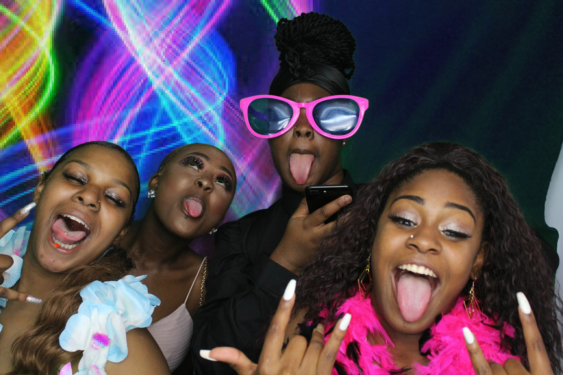 Photo Booth Hire - Unique Memories