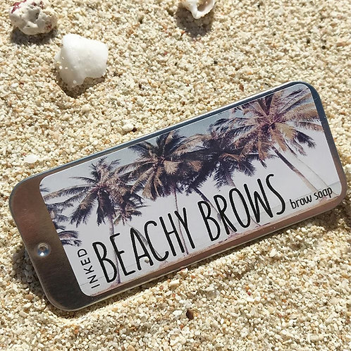 Beachy Brows Brow Soap -Clear