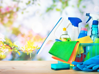 Spring Cleaning with Elderly Loved Ones