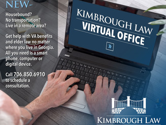 Kimbrough Law Opens Virtual Online Office
