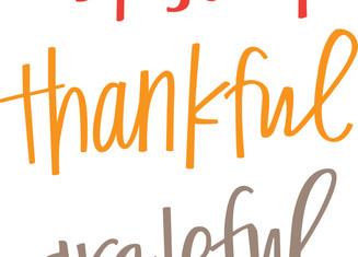 A Caregiver's Gratitude List