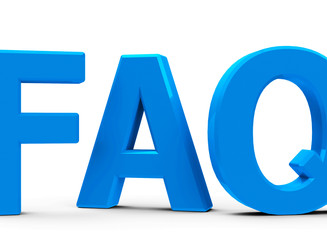 Check out our FAQs