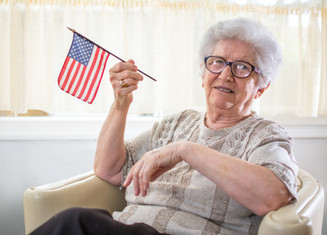 Making Independence Day Activities Senior-Friendly