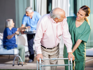 CMS Improving Nursing Home Compare in April 2019