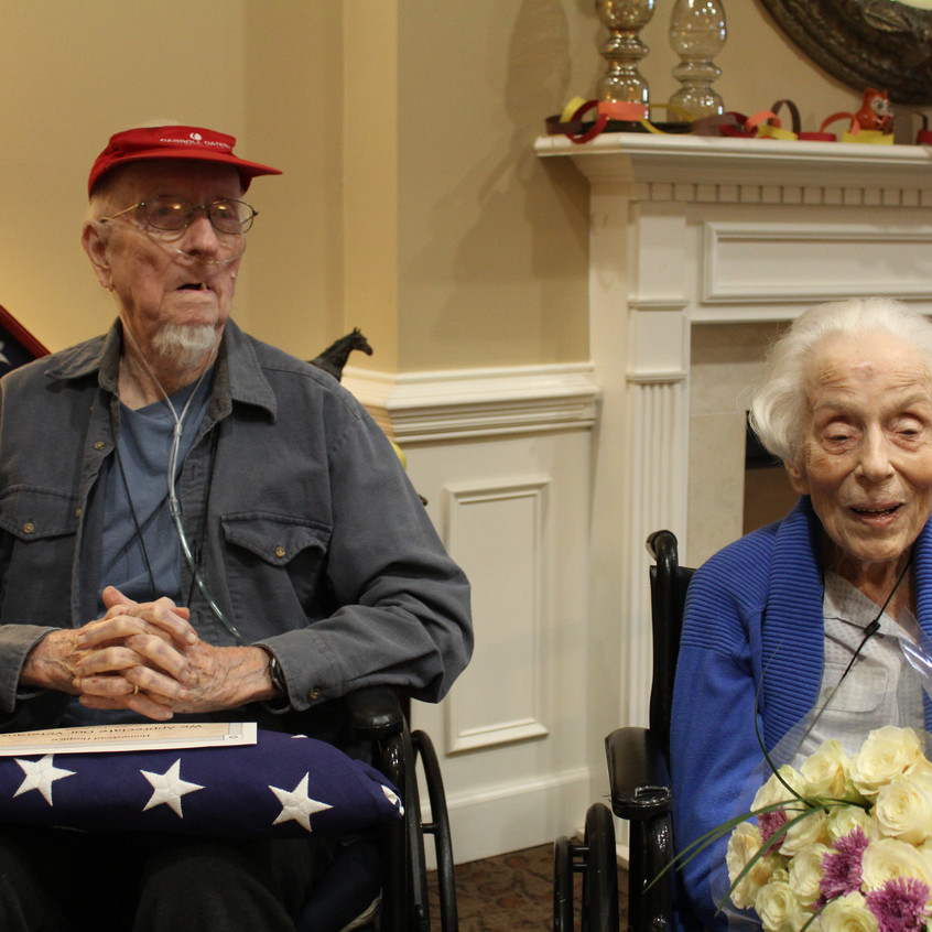 Oldest Veteran; Oldest Spouse