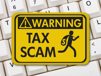 Tax Season = Tax Scams