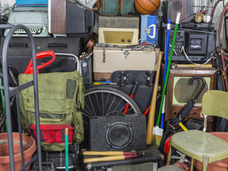 How to Deal with Hoarding, Hiding or Collecting