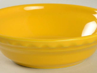Who Gets Grandma's Yellow Pie Plate?