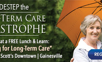 A Few Seats Still Available for Free Lunch & Learn Program on Dec. 6 in Gainesville