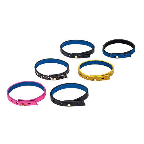 Jealousy Simple Sam Brown Pin Bracelet