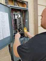 panel change breaker testing