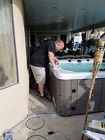 Hot Tub spa repair instalation Moreno Valley