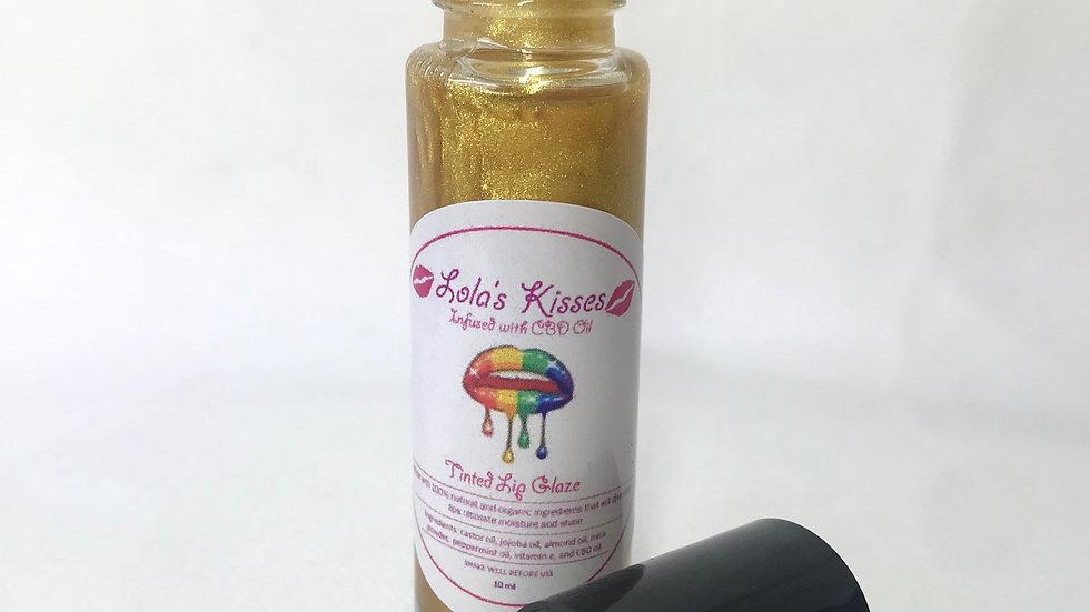 Tinted Lip Glaze 10 ml - Golden Girl
