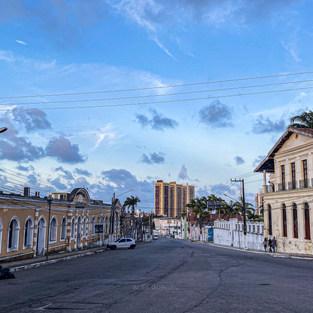 Avenida Câmara Cascudo