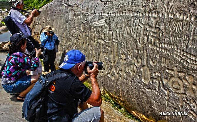 Aventuras Fotográficas na Pedra do Ingá