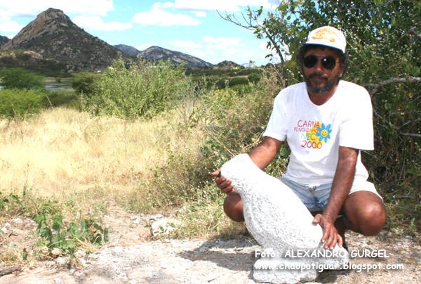 Morre Dimas Ferreiras, um dos grandes artistas do Seridó
