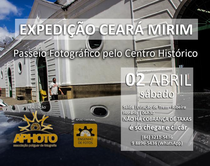 Expedição Fotográfica para Ceará Mirim