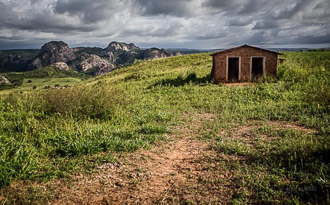 Expedição Parahyba - Araruna e Pedra da Boca
