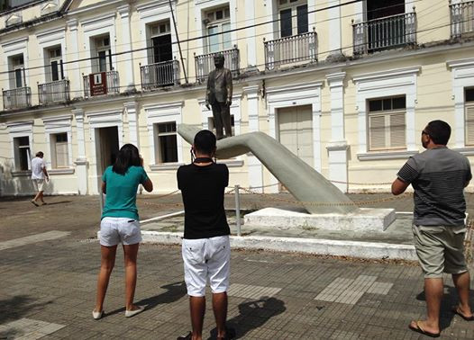 Turismo do pavor no Centro Histórico de Natal