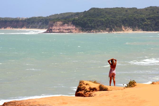 Vamos fotografar a Praia da Pipa?