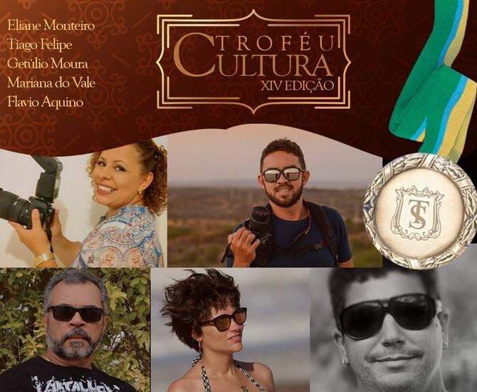 Troféu Cultura escolhe Melhor Fotógrafo do Ano