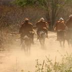 Vaqueiros na Caatinga